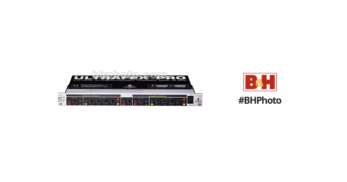 Behringer EX3200 ULTRAFEX PRO Multiband Sound Enhancer