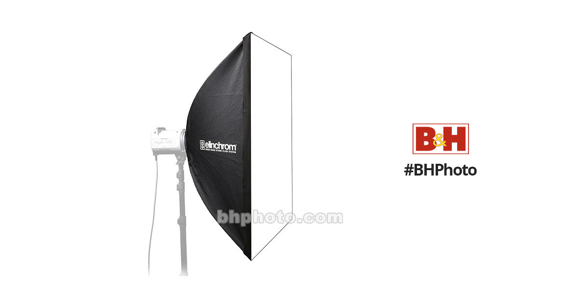 "Elinchrom Rotalux Softbox 39 x 39"" (99 x 99 cm) EL26179 B&H"