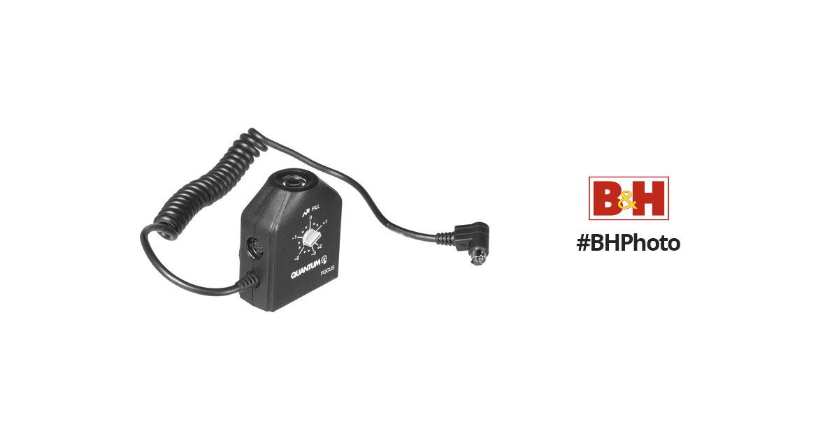 D25 Quantum Qflash TTL Adapter for Mamiya Cameras