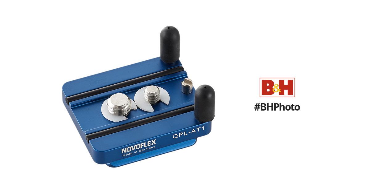 QPL-AT-1 Novoflex 50mm Anti-Twist Quick Release Plate