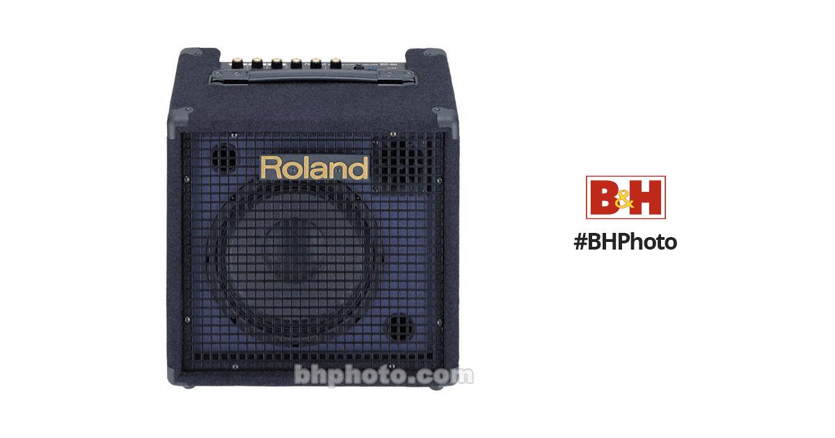 roland kc 60 40 watt keyboard amplifier kc 60 b h photo video. Black Bedroom Furniture Sets. Home Design Ideas