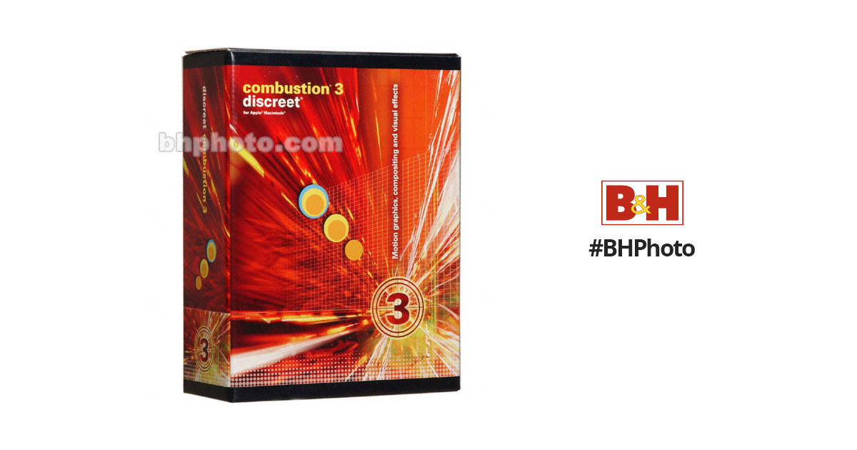 autodesk combustion 3 0 effects and compositing software mac rh bhphotovideo com
