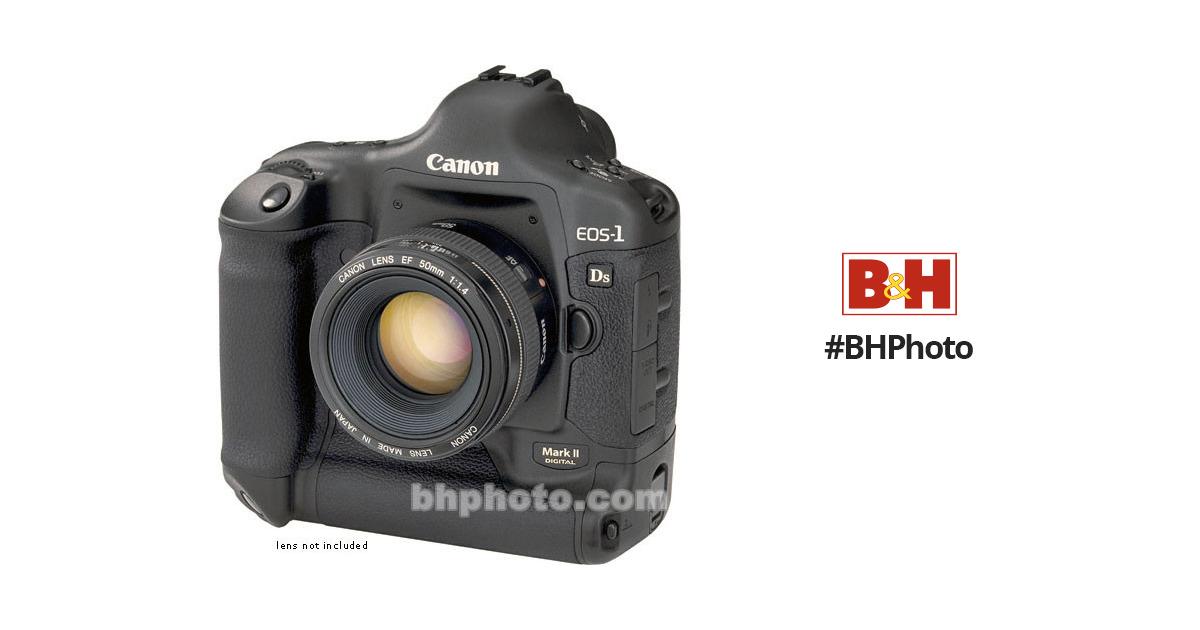 Canon EOS-1DS Mark II, 16 7 Megapixel, SLR, Digital Camera (Camera Body)