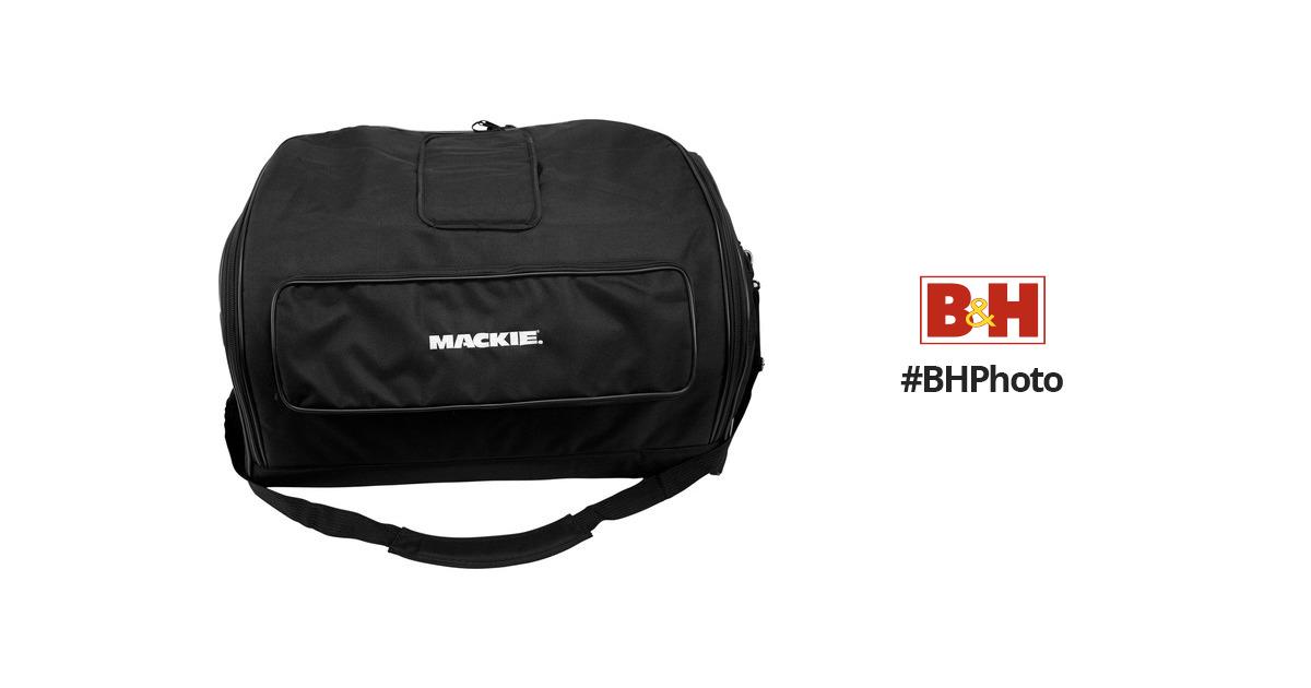 mackie srm350b canvas speaker bag srm350 c200 bag b h photo. Black Bedroom Furniture Sets. Home Design Ideas