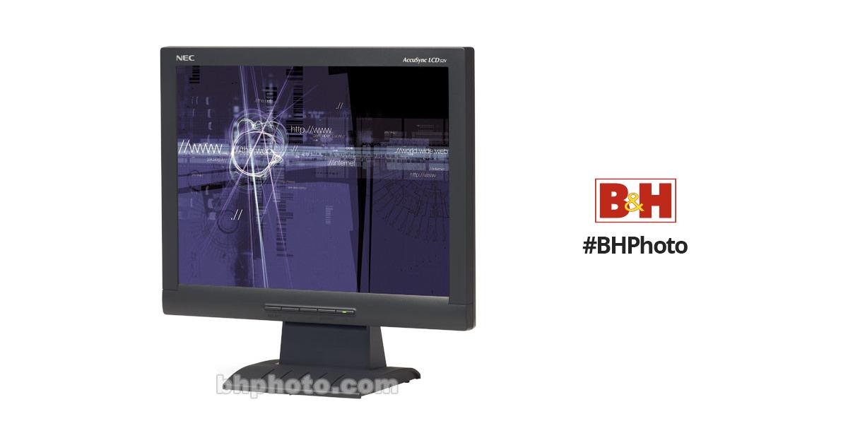 NEC ACCUSYNC LCD52V WINDOWS 10 DRIVER DOWNLOAD