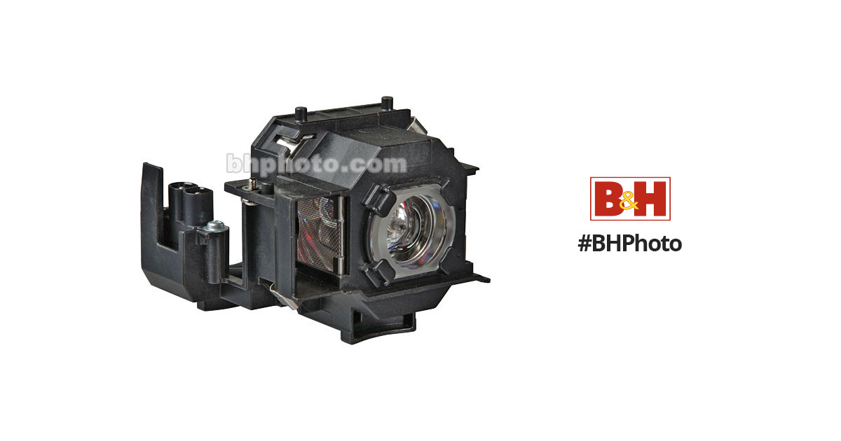 V13H010L34 EPSON AMERICA ELPLP34 Replacement Projector Lamp for PowerLite 62c//76c//82c