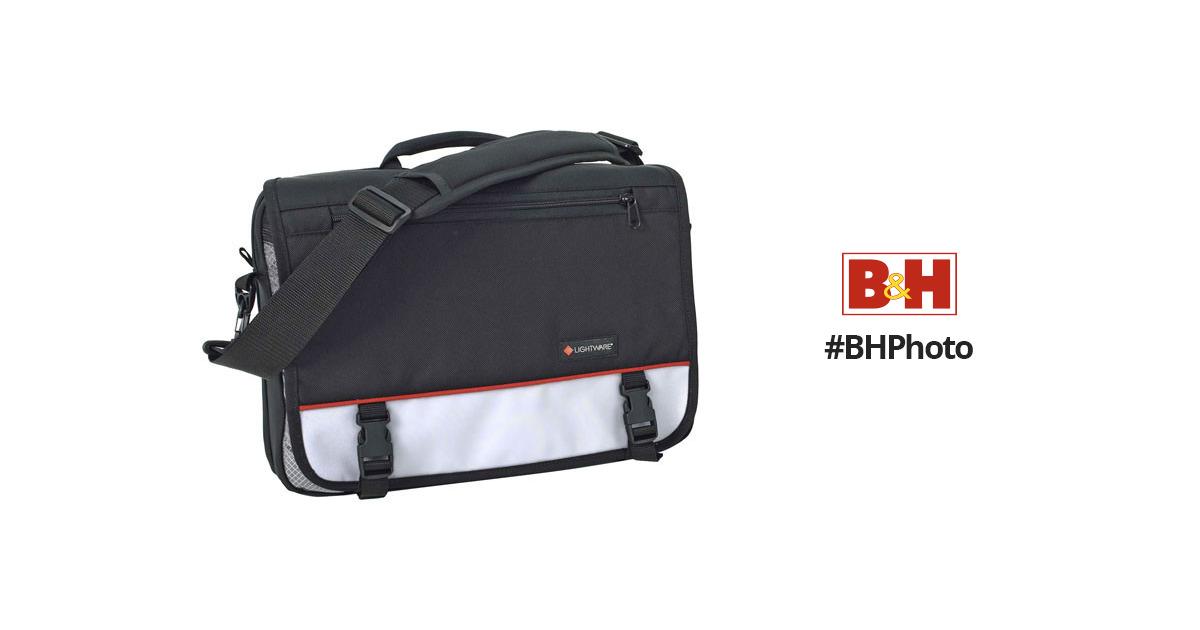 Lightware BF1251 Courier Bag BF1251 B H Photo Video bfe9b426f4e66
