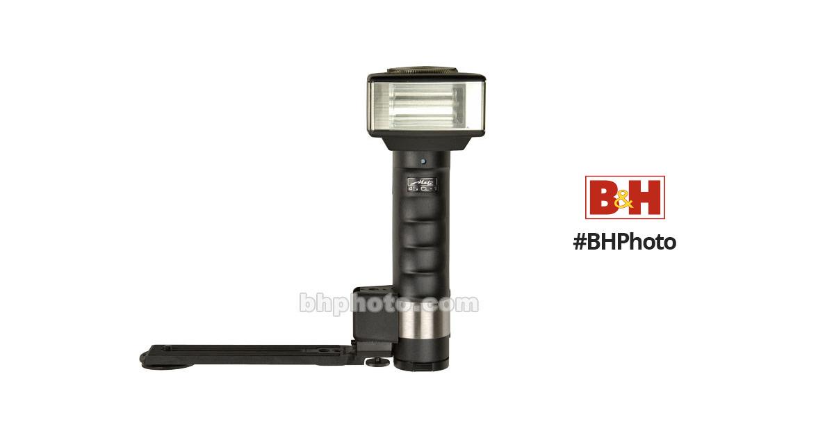 metz mecablitz 45 series cl 1 n auto handle mount flash mz 45012. Black Bedroom Furniture Sets. Home Design Ideas