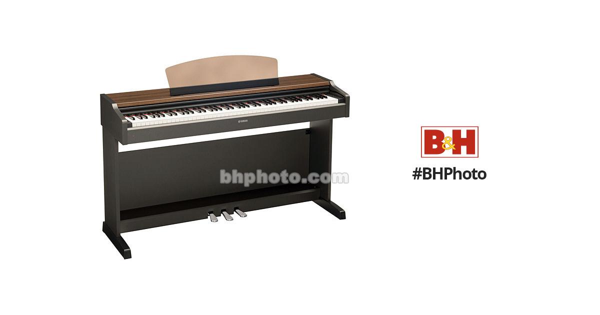 yamaha ydp 213 88 key home digital piano ydp 213 b h photo. Black Bedroom Furniture Sets. Home Design Ideas