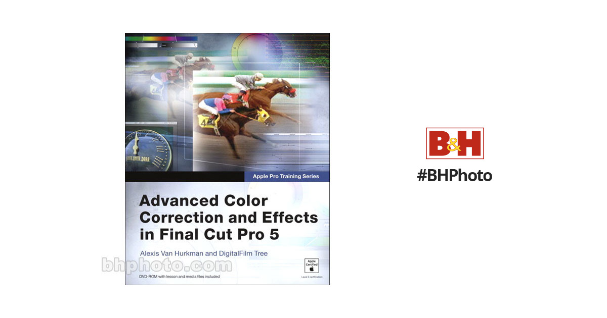 Pearson Education Advanced Color Correction and 0321335481 B&H