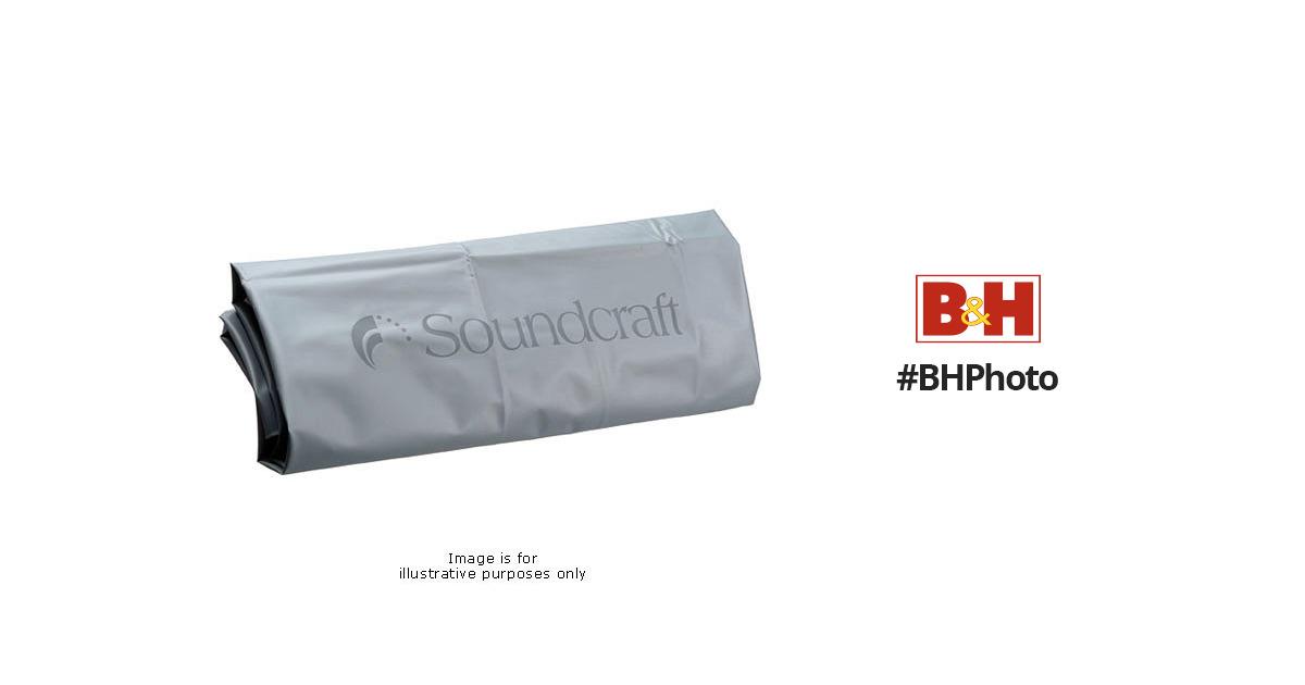 Soundcraft MH3-56 Dust Cover TZ2446 B&H Photo Video