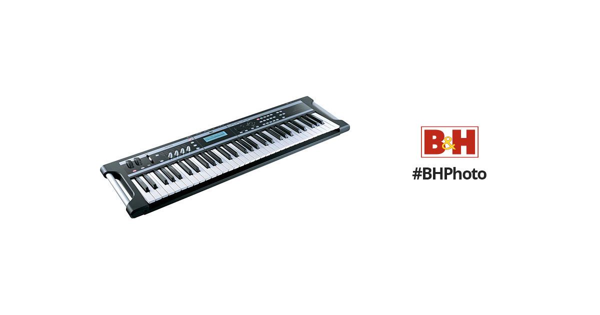 Korg X50 - Professional 61-Key Synthesizer Keyboard