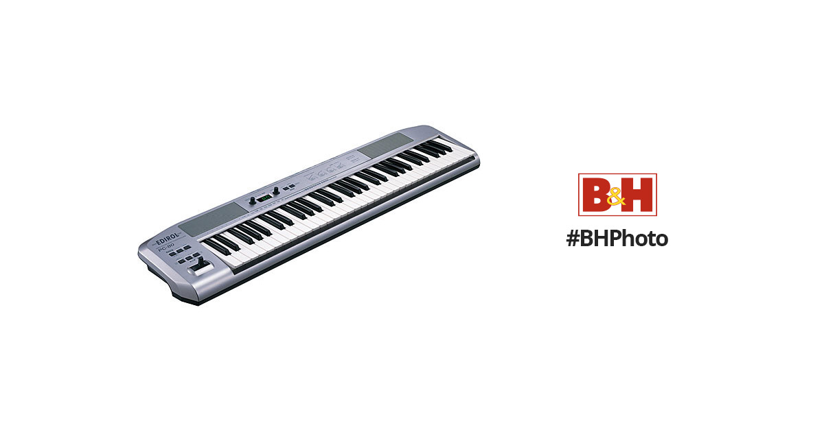 Edirol / Roland PC-80 USB/MIDI Controller Keyboard PC-80 B&H