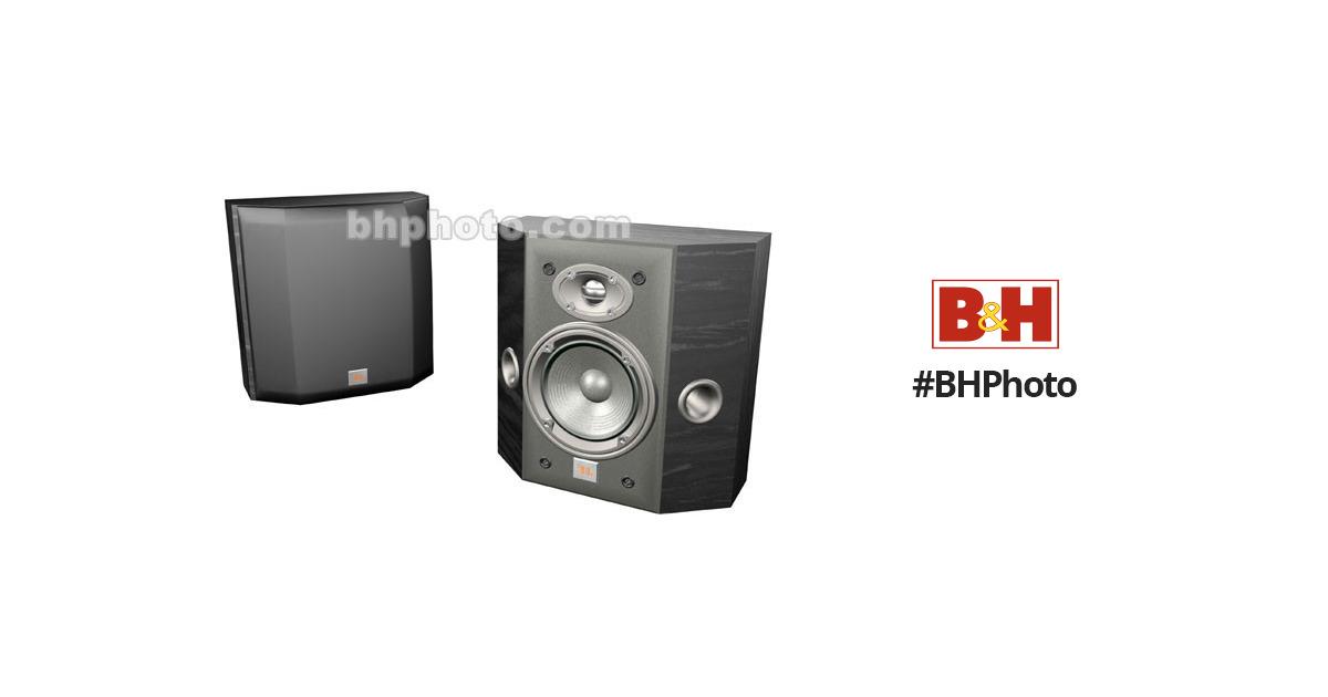 1b7425676cf JBL E-10 Northridge E Series Bookshelf Speaker - Pair - Black