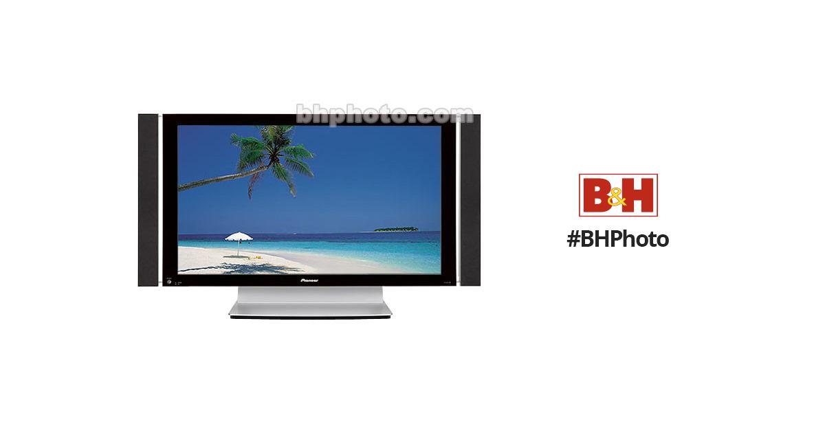 how to read hours on plasmatv pioneer pdp 506p