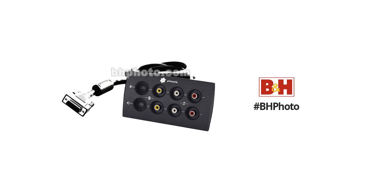 pinnacle studio movieboard plus pci capture card 82301001241