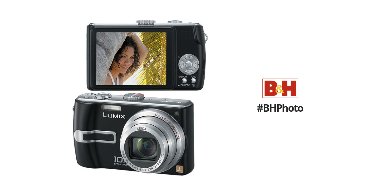 Dmc-tz4 digital camera firmware.