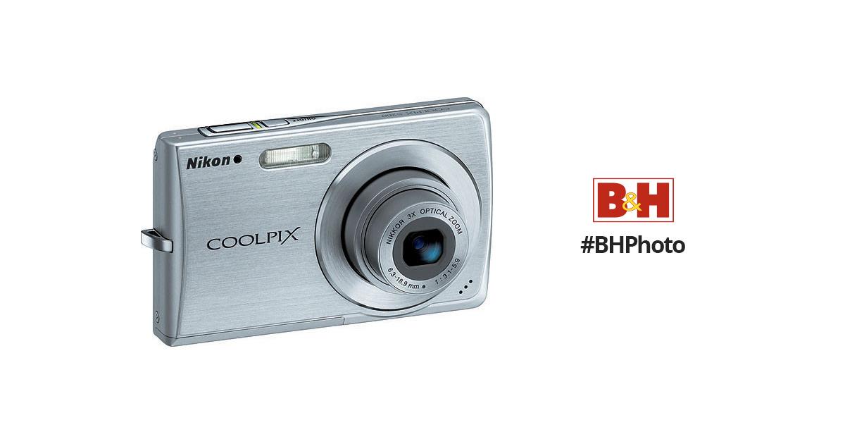 nikon coolpix s200 digital camera 25561 b h photo video rh bhphotovideo com nikon coolpix s200 user manual 2004 S2000