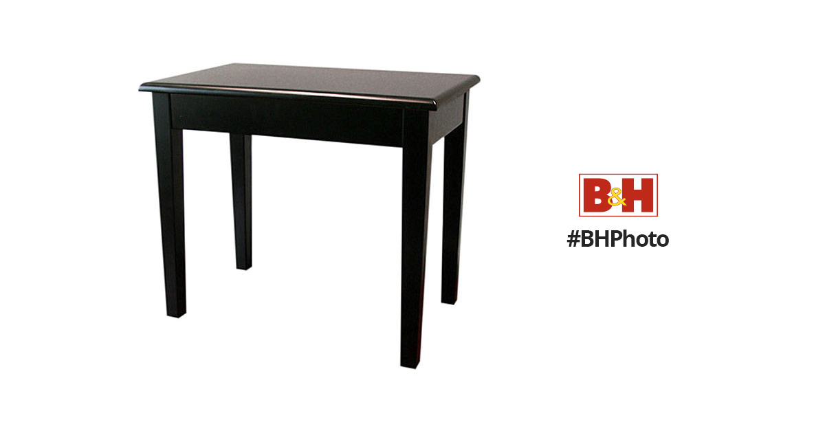 Behringer 1 Bk Lacquer Piano Bench With Music