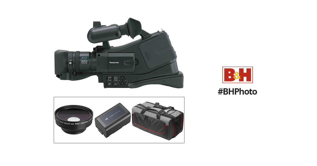 panasonic ag dvc20 camcorder b h photo video rh bhphotovideo com Manual Panasonic Radio Panasonic TV Manual