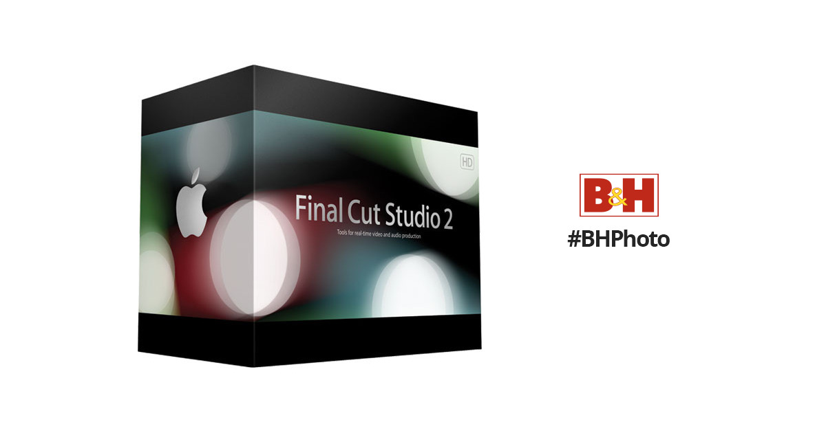 Final cut studio for mac download