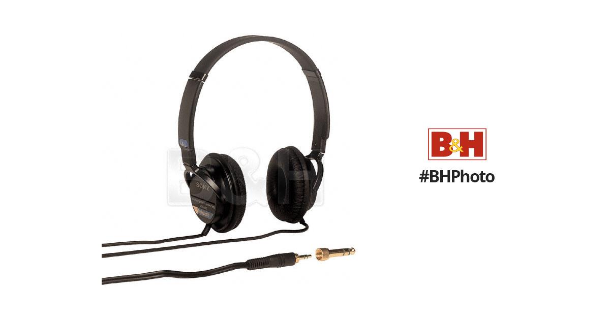 52b1b9f3e78 Sony MDR-7502 Headphones MDR-7502 B&H Photo Video