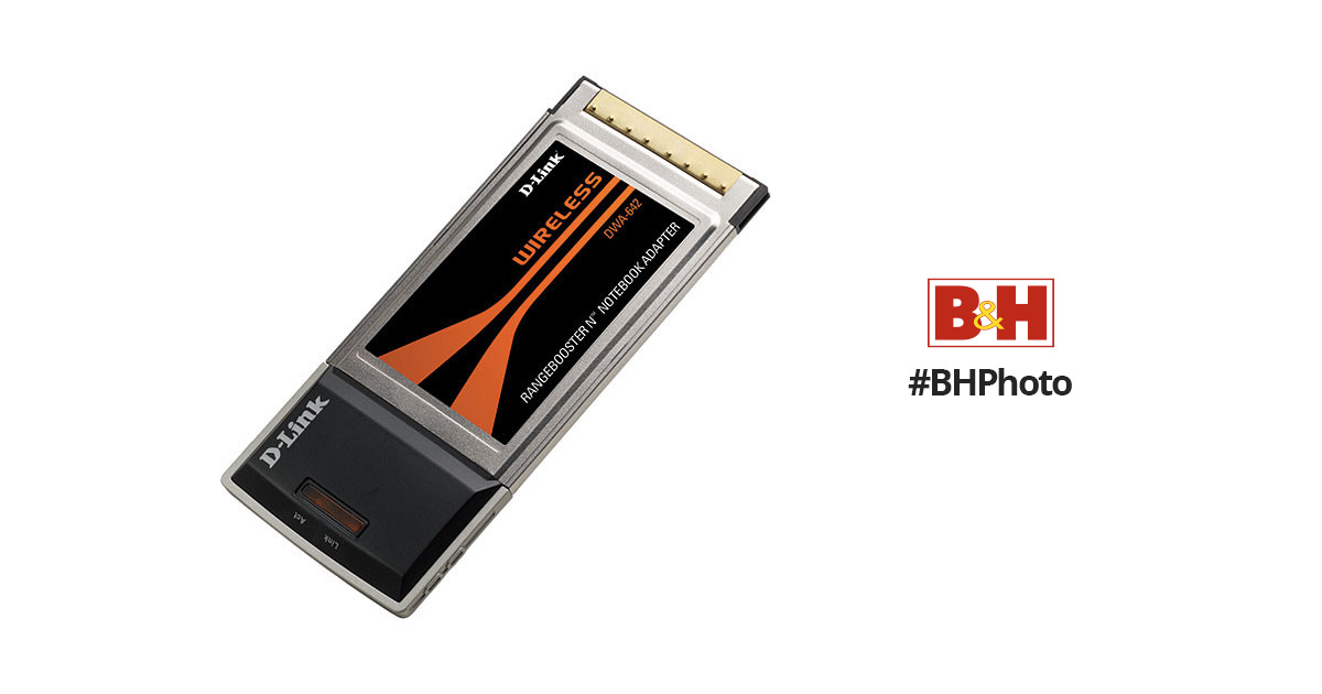 D-Link DWA-642 Download Drivers