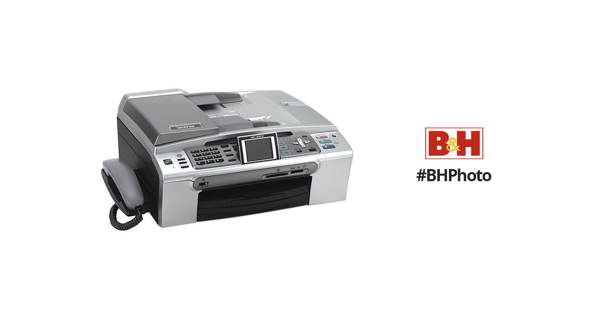 DRIVER: BROTHER MFC-665CW PRINTERSCANNER
