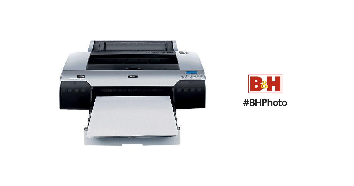 Epson Stylus Pro 4880 Large-Format Printer - ColorBurst Edition
