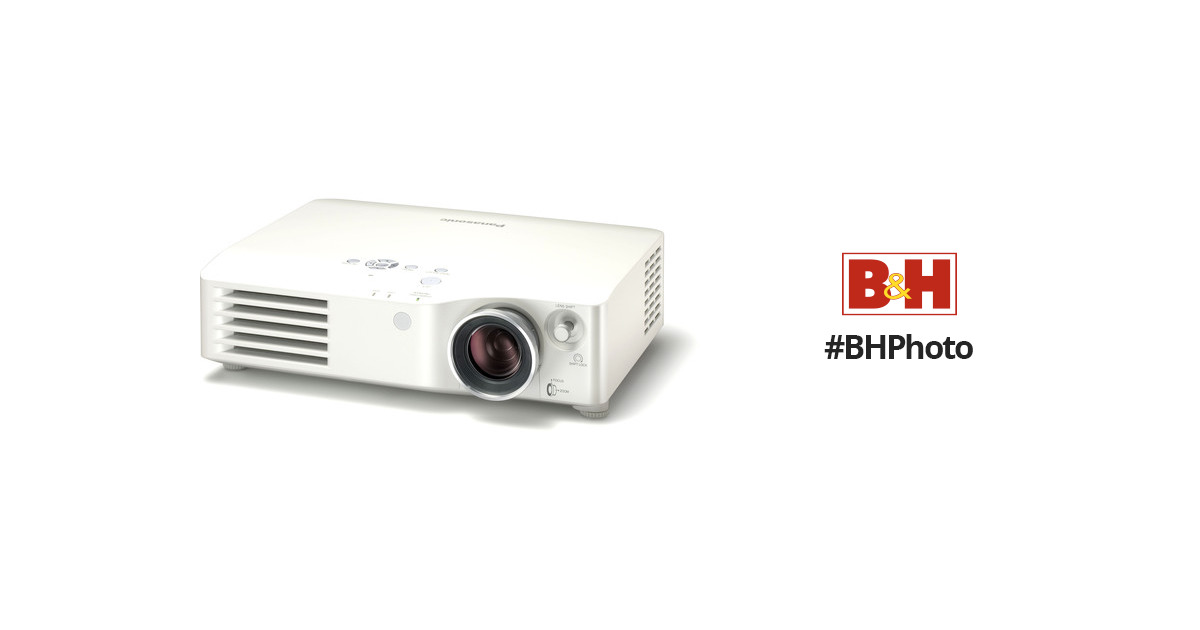 panasonic pt ax200u lcd projector pt ax200u b h photo video rh bhphotovideo com Panasonic Technical Support panasonic pt ax200u user manual