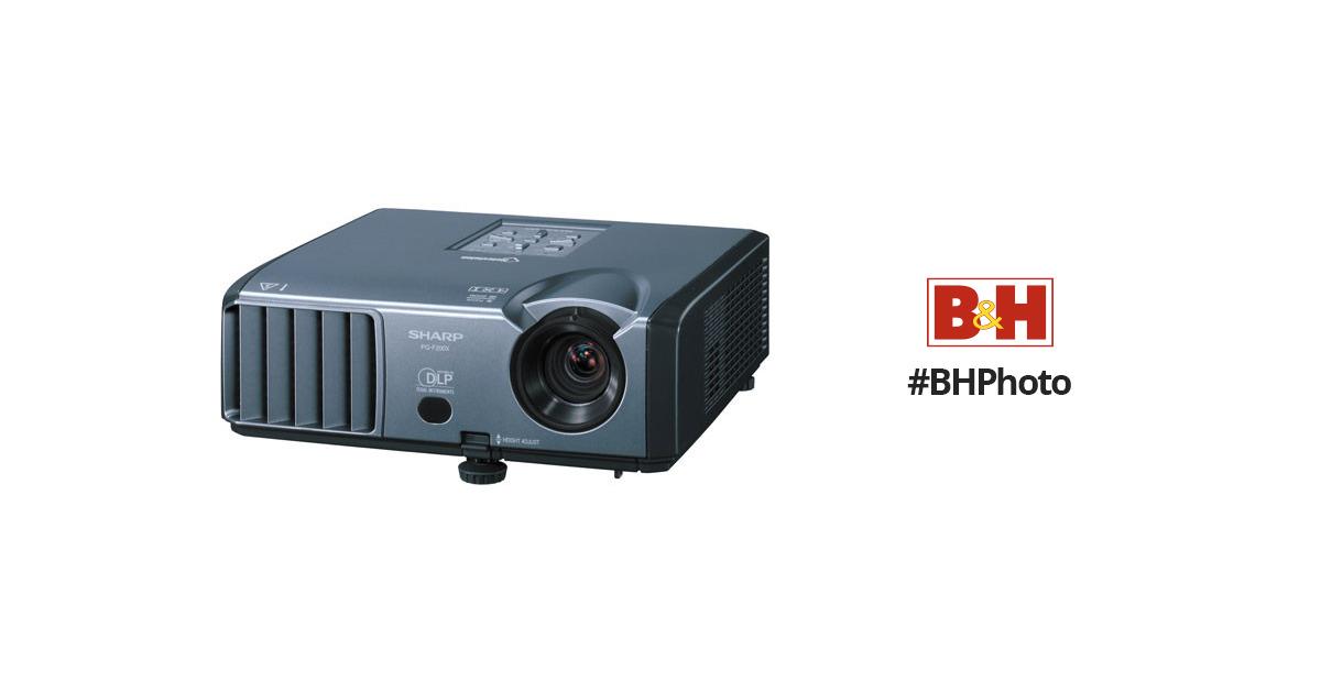 Sharp PG-F200X DLP Multi-Media Projector