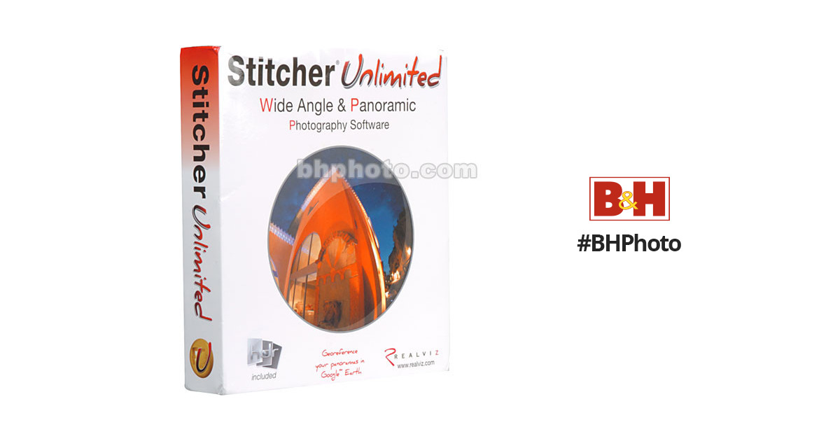 Purchase Stitcher Unlimited Software