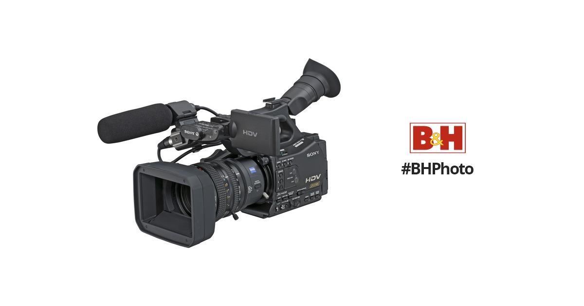 sony hvr z7u hdv camcorder hvr z7u b h photo video rh bhphotovideo com Sony Z7U Camera Battery for Sony Z7U Camcorder