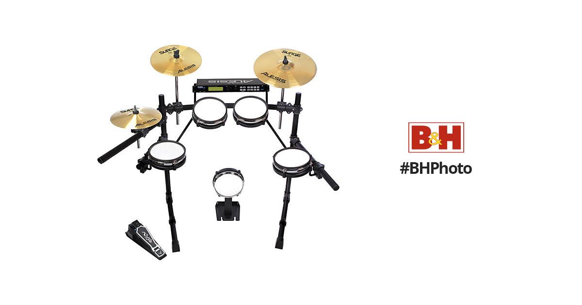 alesis dm5 pro kit electronic drum kit dm5 pro kit w surge. Black Bedroom Furniture Sets. Home Design Ideas
