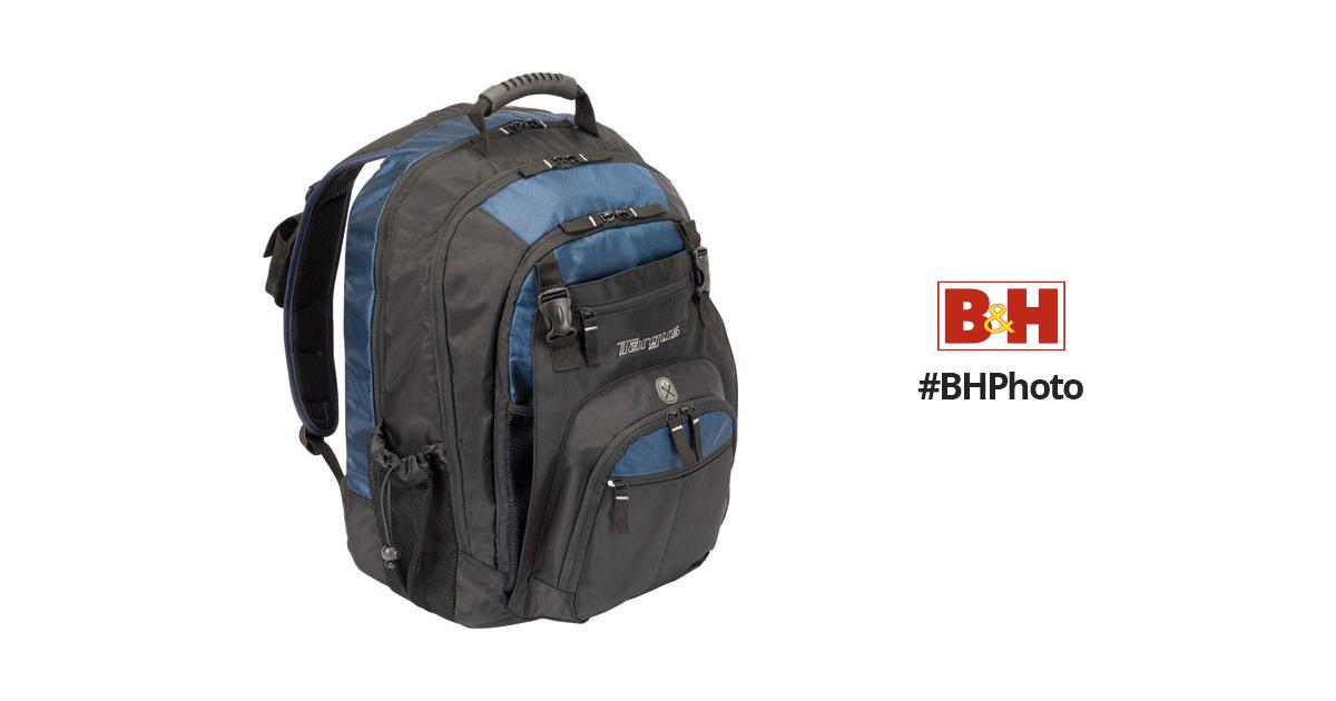 Targus TXL617 XL Notebook Backpack (Black) TXL617 B H Photo 9216327304