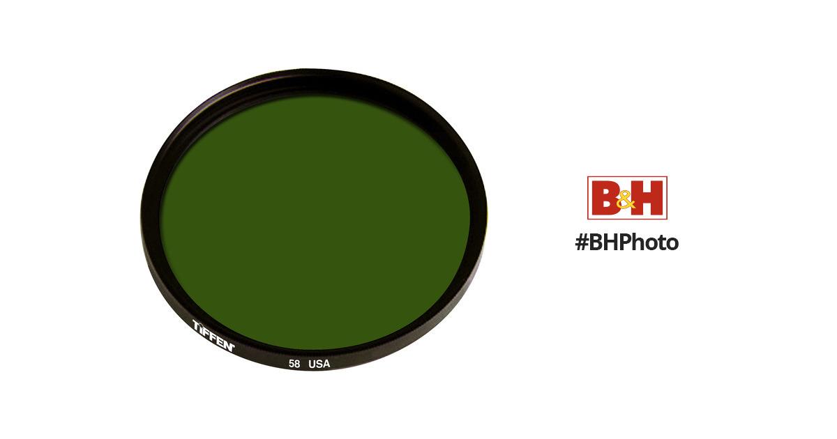 Green Tiffen 67mm 58 Filter