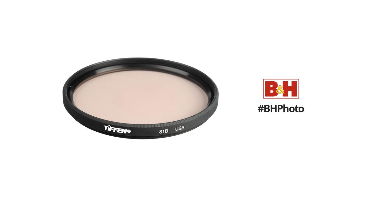 Tiffen 8281B 82mm 81B Filter