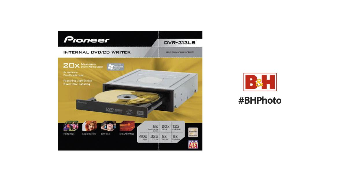 Pioneer DVR-213LS DVD-R/RW Windows 7