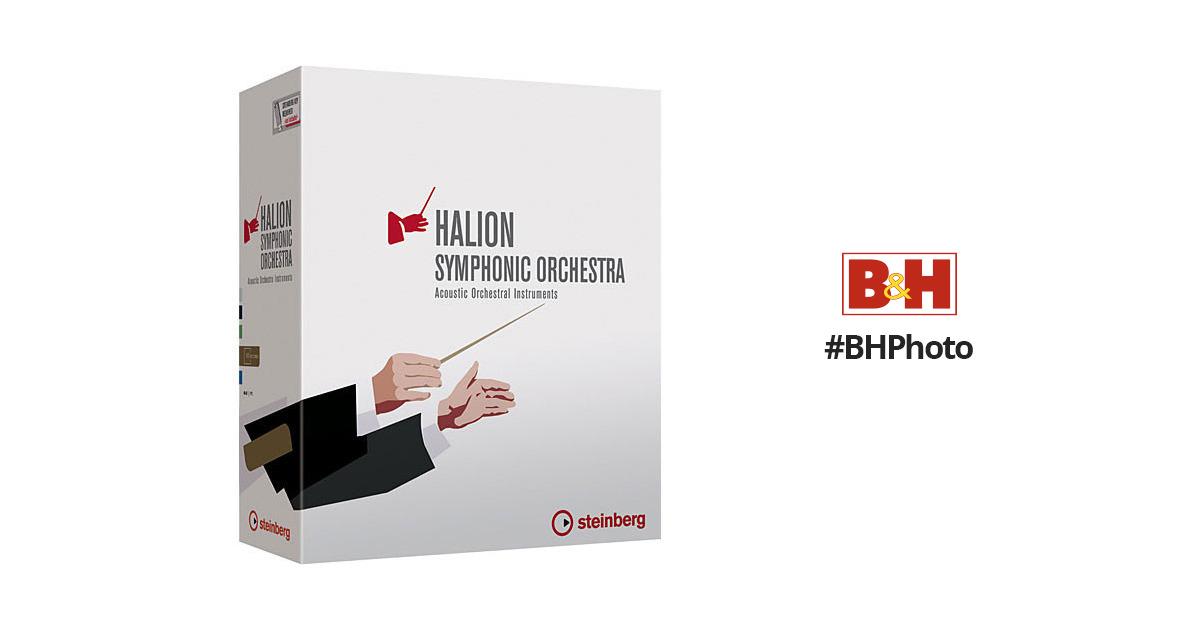 Steinberg HALion Symphonic Orchestra - Acoustic 502015042 B&H
