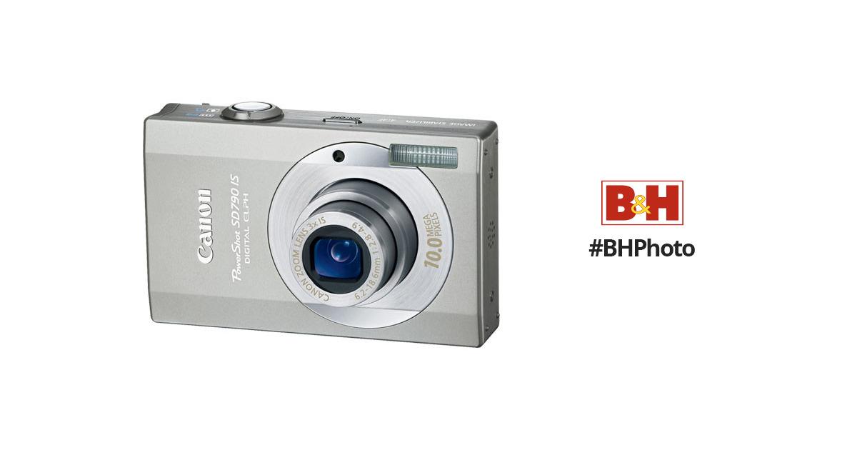 canon powershot sd790 is digital elph digital camera 2554b001 rh bhphotovideo com Kindle Fire User Guide User Guide Template