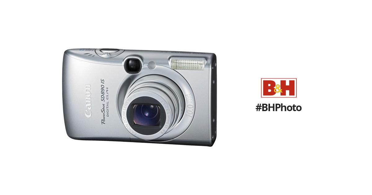 canon powershot sd890 is digital elph digital camera 2566b001 rh bhphotovideo com