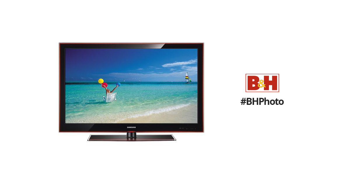 samsung ln52a850 52 1080p lcd tv ln52a850s1fxza b h photo rh bhphotovideo com Samsung Rugby Samsung M340