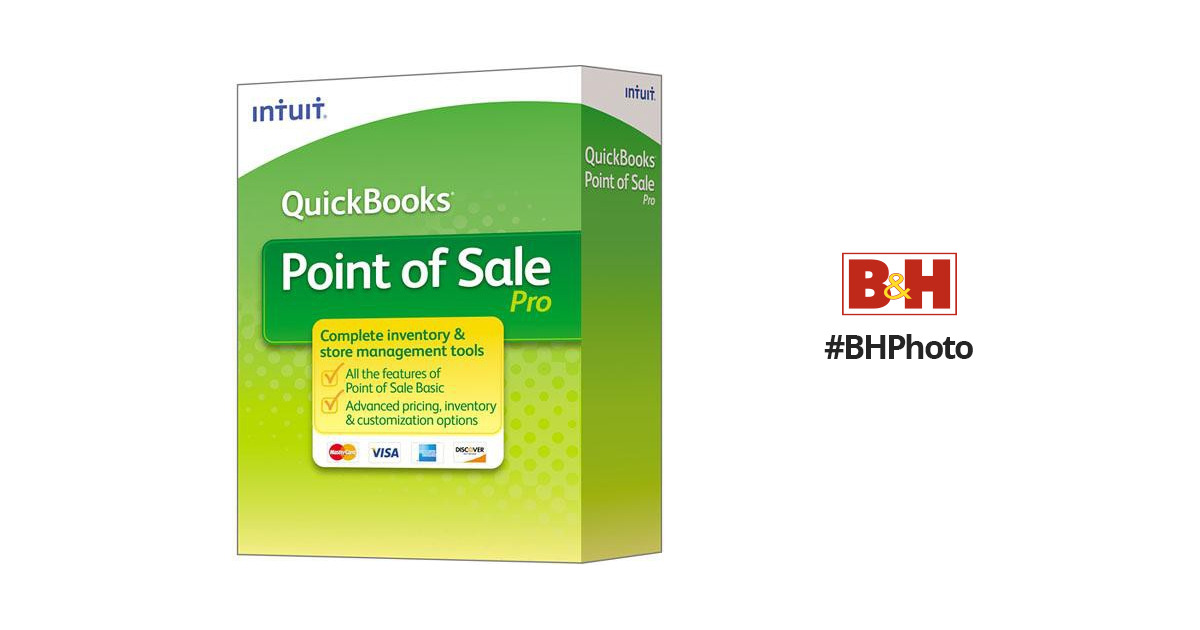 Intuit QuickBooks Point of Sale Pro 8 0 Software