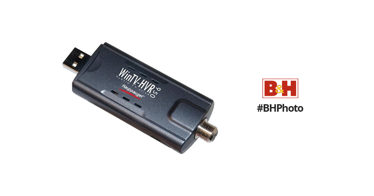 Hauppauge Wintv Hvr 950q Drivers For Mac - holidayall's diary