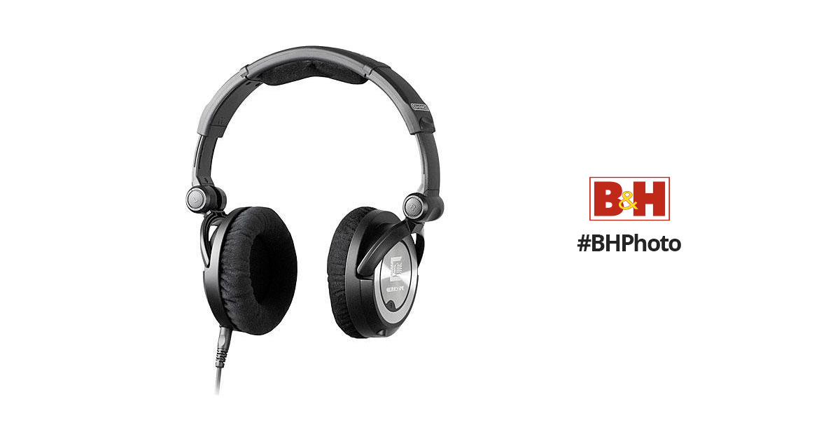 ultrasone pro 900 closed back professional headphones pro 900. Black Bedroom Furniture Sets. Home Design Ideas