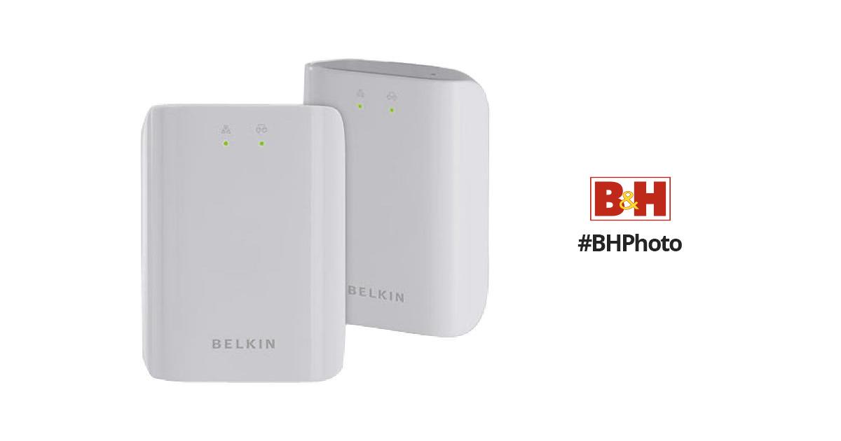 Belkin F5D4073 Powerline Adapter HomePlug Drivers for Mac