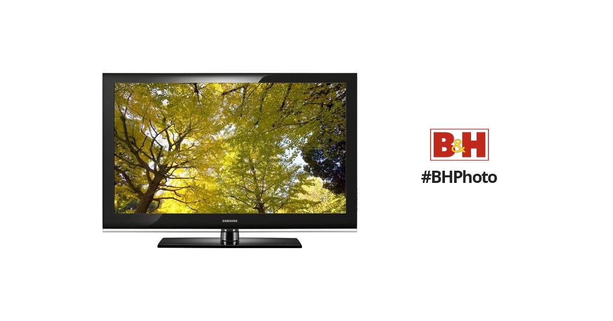 Samsung LN40B530P7F LCD TV Windows 7 64-BIT