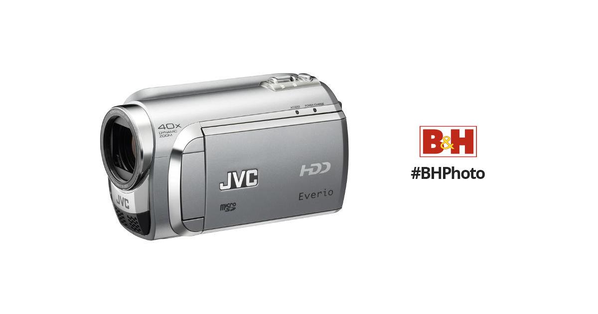 jvc gz mg630 everio 60gb hard drive camcorder gz mg630s b h rh bhphotovideo com