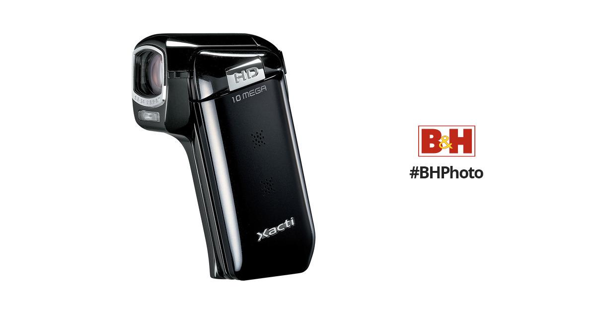 sanyo dual camera xacti 720p hd vpc cg10 camcorder vpc cg10bk rh bhphotovideo com Sanyo TV Sanyo Camcorders