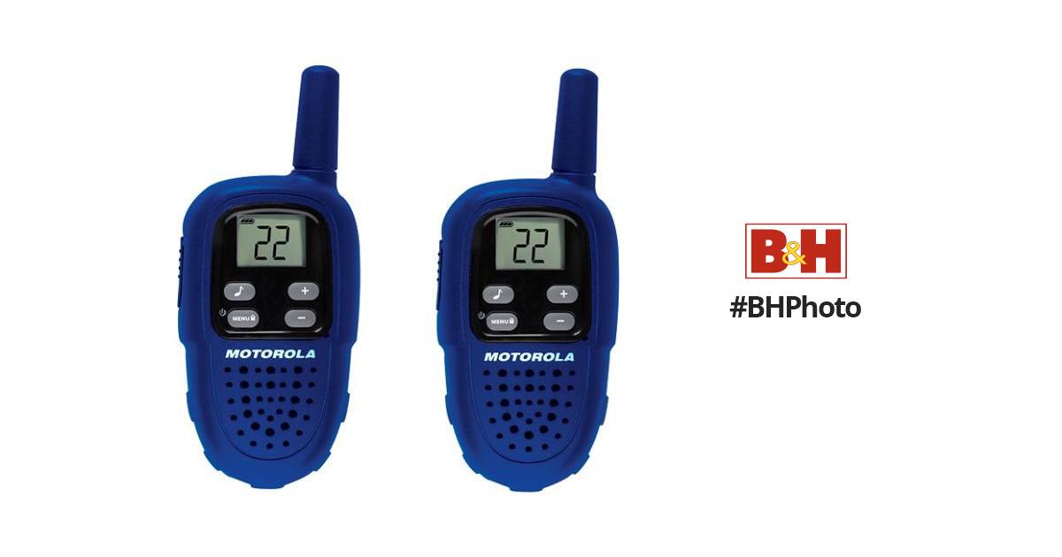 motorola fv300 talkabout two way walkie talkie radio fv300 b h rh bhphotovideo com Motorola Walkie Talkie Range Motorola Talkabout 250 Manual